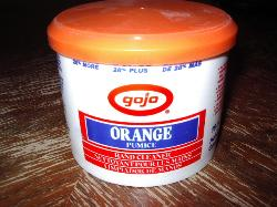 click for more info. on gojo orange