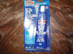 Click for more info. on blue silicone
